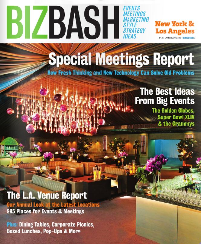 BizBash Cover