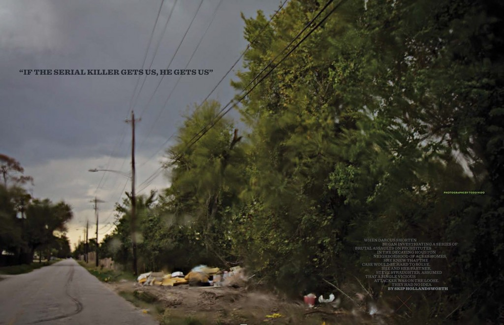 Serial Killers - photo by Todd Hido