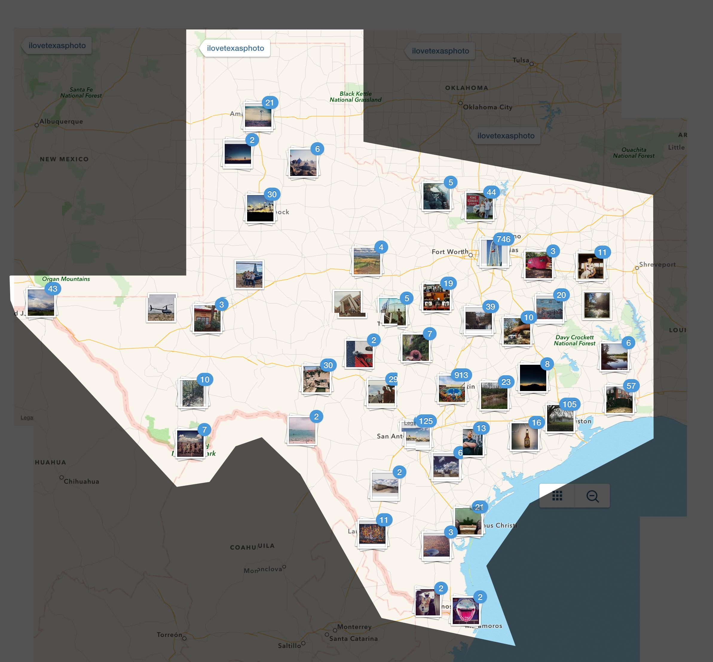 ILTP-map