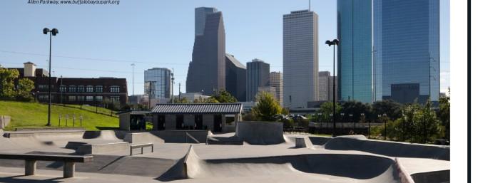 Bayou skate park