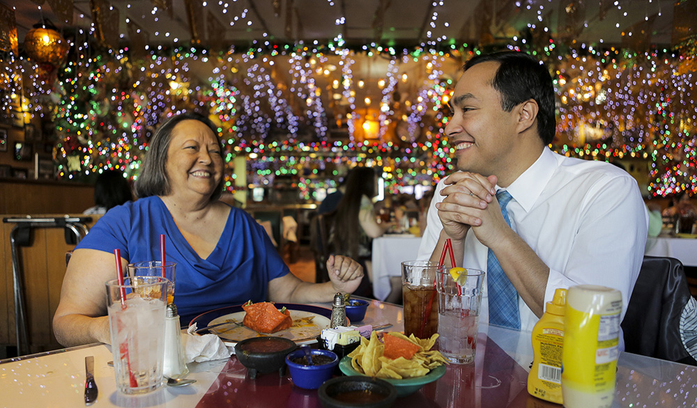 Texas Hispanic Vote